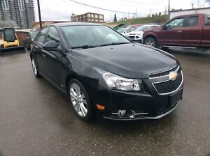 2014 Chevrolet Cruze 2LT RS/ TURBO/ H.LEATHER/ CAM/ BLUETOOTH