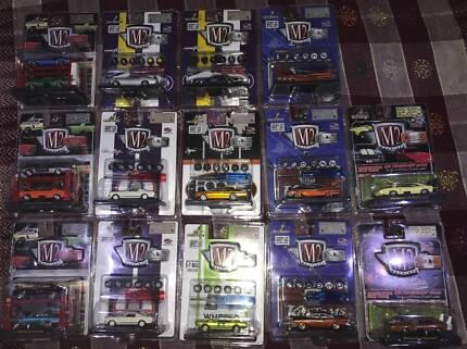 M2 DIE-CAST CARS