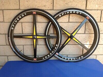 Full Ceramic Bike Hub Bearing Spinergy Rev-x Wheelset