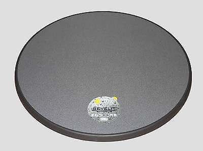 Tischplatte, 70 cm rund, puntinella, Sevelit, wetterfest, Gastro, ähnl. Werzalit