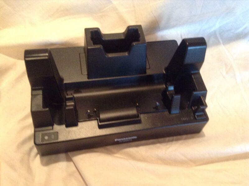 Panasonic ToughPad FZ-M1 battery charger cradle FZ-VEBM12U HDMI USB 3.0 COMM VGA