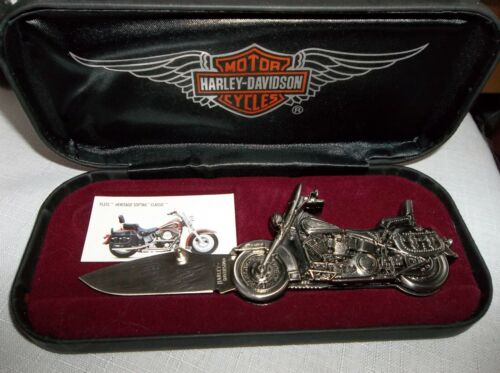 ~ NEW Harley-Davidson Collector Knife - Classic Motorcycle Knife Series ~