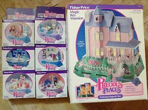 Vintage New in Box Precious Places
