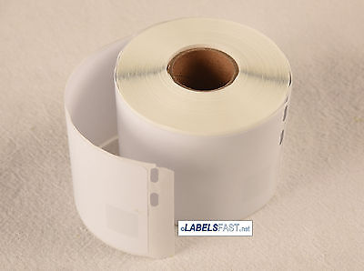 6 Rolls 30323 Dymo Labelwriter 4xl Duo Compatible Lg Address Labels 240roll