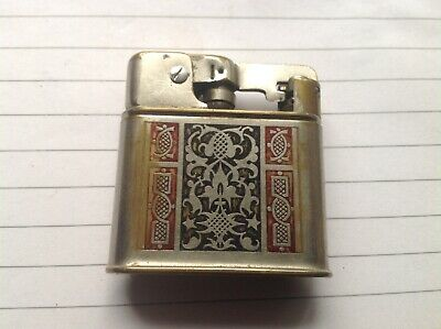 vintage petrol lighter