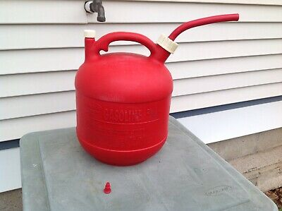 Eagle Brand 2 1/2 Gallon Pre Ban Gas Can