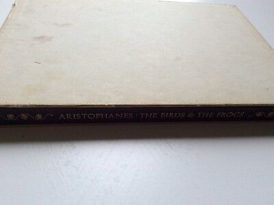 Aristophanes: The Birds & The Frogs - Slipcase - Heritage Press 1959 Illustrated