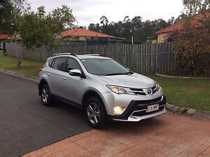 2014 TOYOTA RAV4 GXL LOW KM, under warranty Pacific Pines Gold Coast City Preview