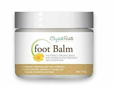 Foot Balm With Calendula and Tea Tree Oil - Moisturizing Ant