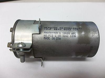 Aerovox Capacitor H24r6612sl02 660v Volt 12uf