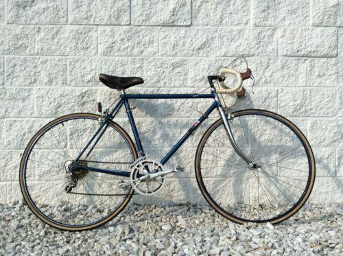 KHS Vintage Racing Road Bike 12 Speed ~ 53 cm ~ Japanese Steel ~ 700c ~ NICE!