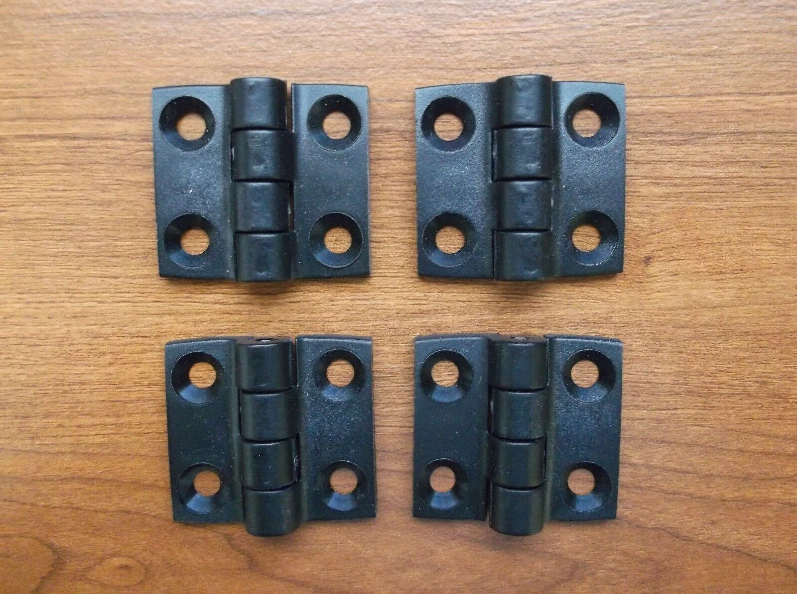 TWO Pairs of Forespar Brand Heavy Duty Marelon Hinges