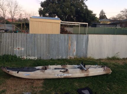 Malibu kayak  Greta Cessnock Area Preview
