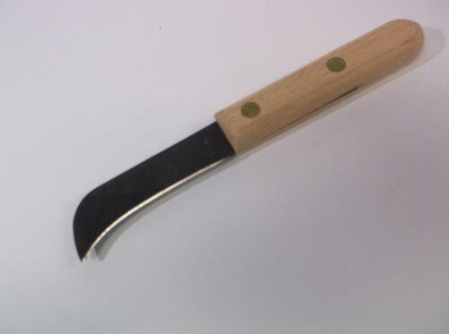 Vintage New Old Stock D. Harrington & Son Grape Harvest Hooked Knife High Carbon