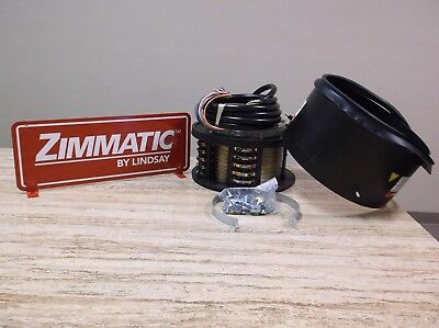 Collector Ring Irrigation Pivot Zimmatic Sprinkler Part 11 Wire