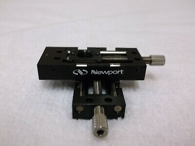 Newport Ms-500-xy Mini Xy Linear Stage