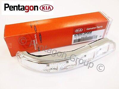 New Genuine Kia Sorento 09-14 RH Mirror Indicator Repeater Lamp Light 876232P000