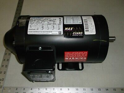Marathon Y535 Black Max Invertor Duty Fl Rpm 1725 Tenv 3 Ph