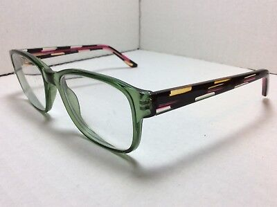 Eye Q Eyeglasses FRAMES GTN 766 Green 53[]18 140