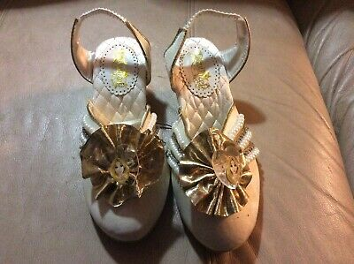 Disney Tangled Shoes (NEW Tangled Rapunzel Disney Princess Wedding Shoes 2/3 Halloween Park)