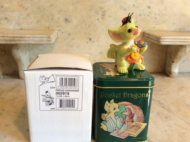Pocket Dragons:  Proud Gardner:  Mint Condition