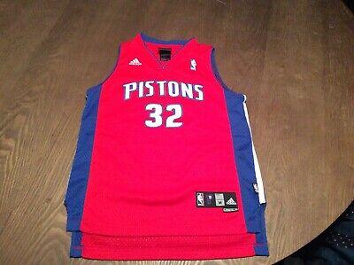 Vintage Detroit Pistons Richard Hamilton Rip SEWN Basketball Jersey Boys M Youth Vintage Detroit Pistons