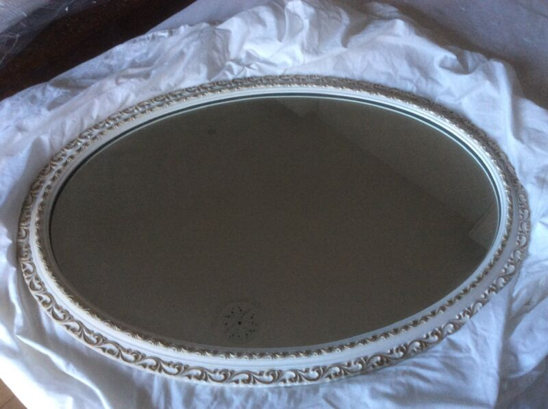 1960s Oval Mirror French Provincial Look Mirrors Gumtree Australia Port Phillip South Melbourne 1255837870