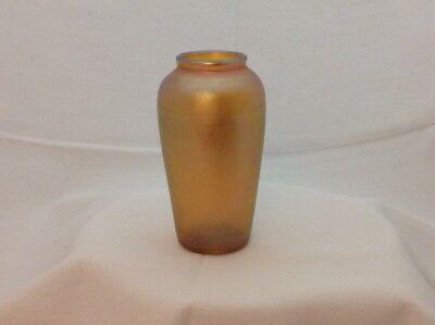 Durand Quezel Art Glass Vase