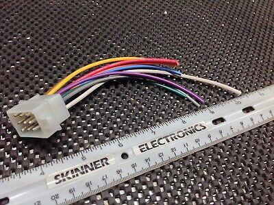 Whelen Cencom Red Or Gold Traffic Advisor Tactrl Arrow Stick Plug Pigtail