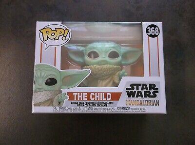 THE CHILD POP Star Wars The Mandalorian Baby Yoda Bobble Head Figure - In Stock