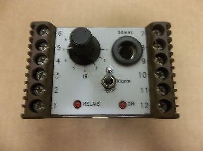 Electrorex Relay Ch-8868 24v Volt 1-10 Ch8868