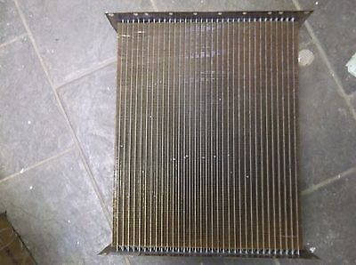 John Deere Tractor Radiator Core 60 620 630 Aa5582r Clancy Radiator Rated 1
