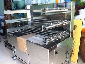 Charcoal chicken rotisserie for sale Tanah Merah Logan Area Preview