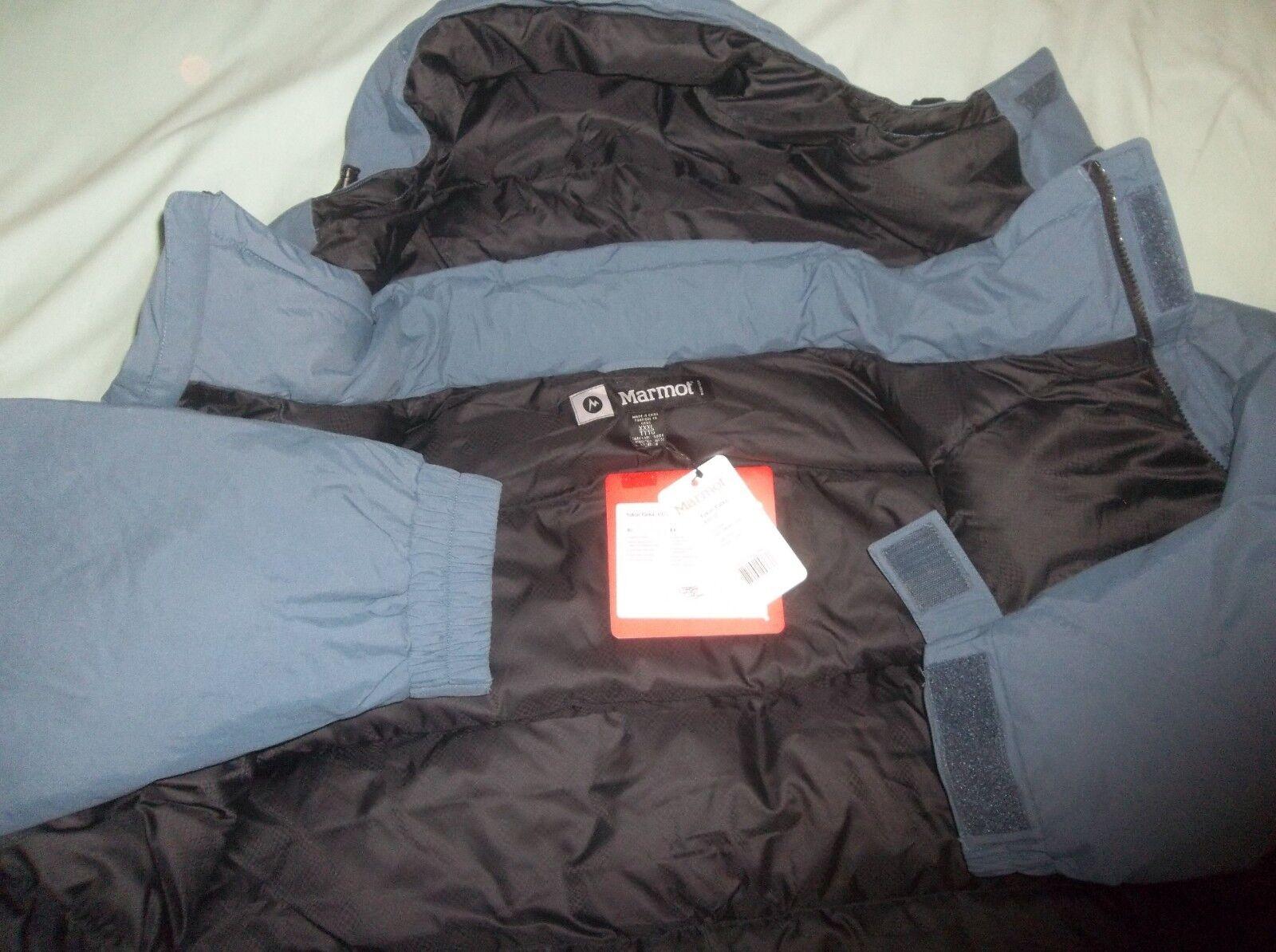 Marmot Yukon WARM McMurdo AK Mammoth Goose Down Parka Jacket