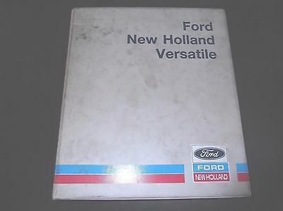 Ford Tw-5 Tw-15 Tw-25 Tw-35 Tractor Service Repair Manual