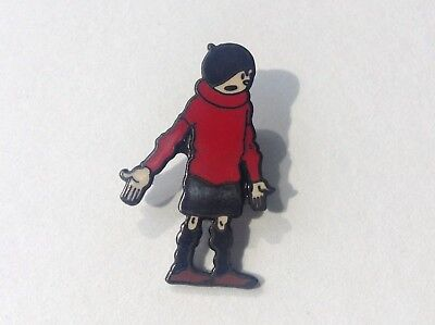 RARE pin's Sundancer N° 19 Quick et Flupke No Tintin