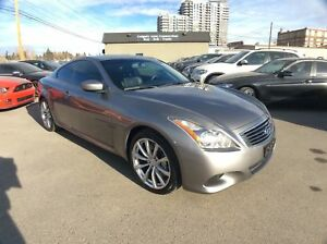2008 Infiniti G37 / SPORT / 3.7 / S/ROOF / LEATHER