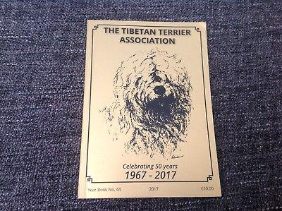 Tibetan Terrier 2016 Yearbook Issue 44 - The Tibetan Terrier Association Booklet