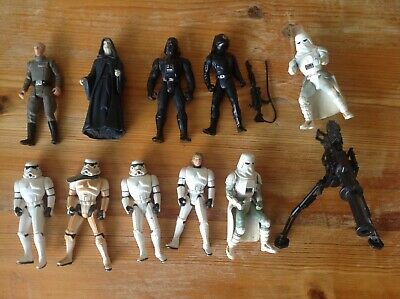 STAR WARS FIGURES JOB LOT x10 POTF IMPERIAL TROOPS
