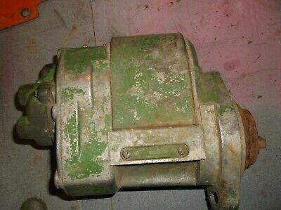 Edison Splitdorf Cd Magneto John Deere D G Antique Tractor B A Hit Miss Engine
