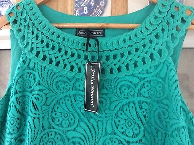 Jessica Howard Jade Dress Size 18/20 Brand New