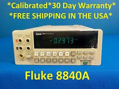 Fluke 8840a 5 12 Digit Multimeter