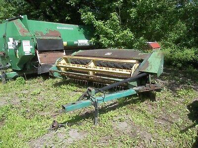 John Deere 1209 Haybine Mower Hay Equipment