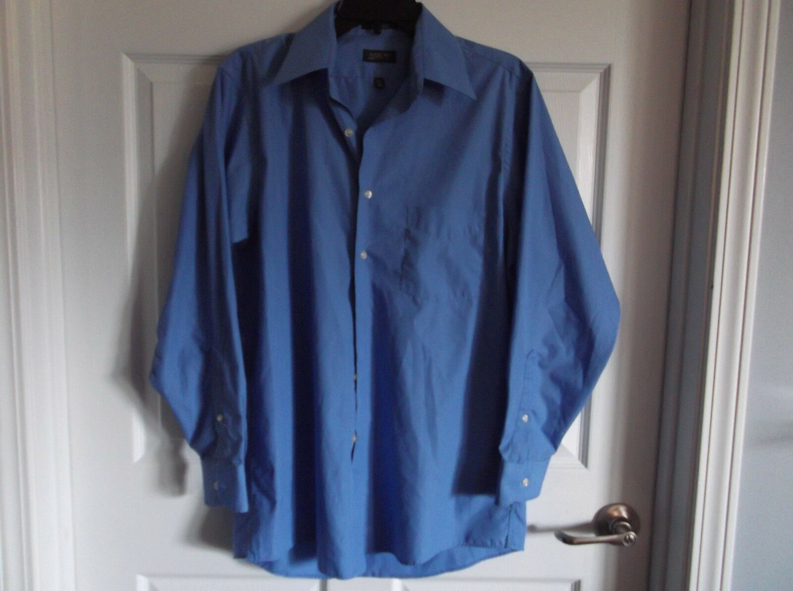 euc mens dress shirt for work or