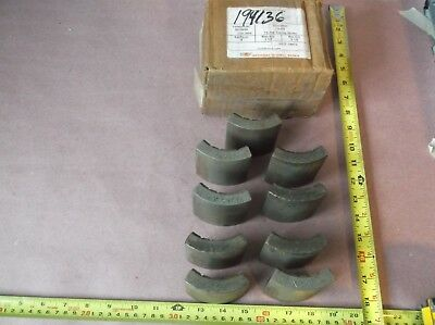 National Oilwell Varco Ts-100 Tubing Spider Inserts Pipe Size 3-18 9set