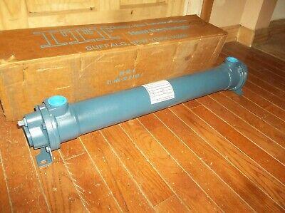 Itt Standard Usa Model Hcf Heat Exchanger 514203024115 5-142-03-024-115