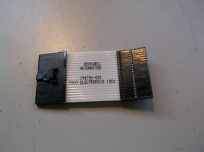 NEW Rockwell Tyco 194706-Q01 Ribbon Cable Connector  *FREE SHIPPING*