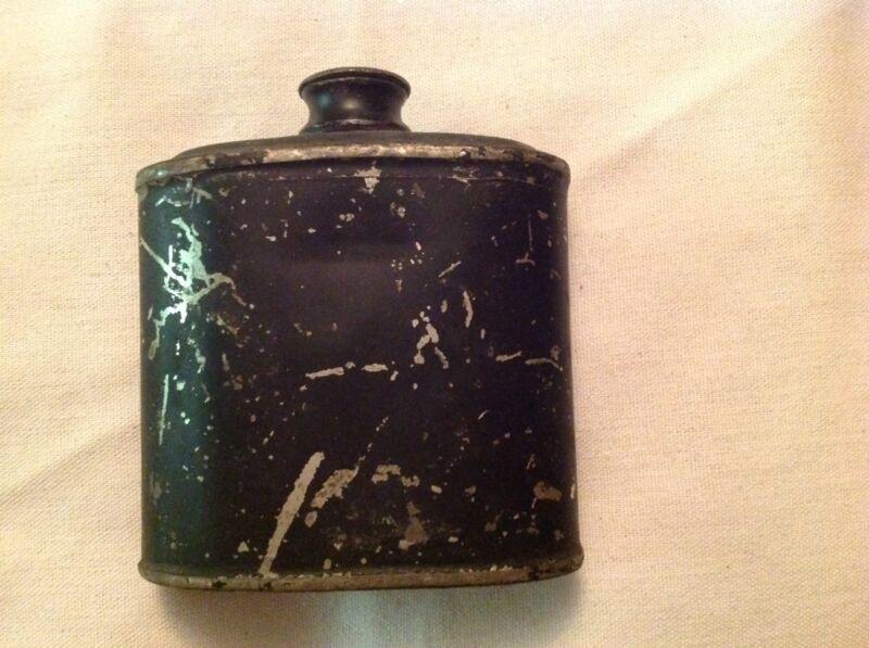 Vintage Powder Tin, 1800