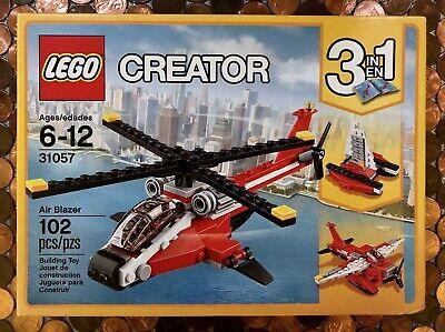 NEW Sealed LEGO 31057 CREATOR Air Blazer 102 Pcs 3 in 1