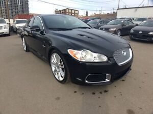 2011 Jaguar XF XFR/LEATHER/NAVI/SUPER CHARGED/510HP